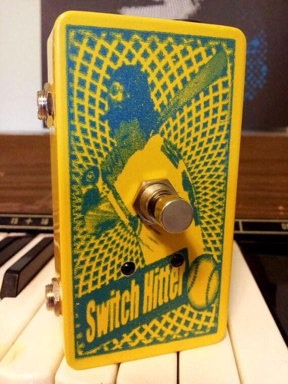 CLOSEOUT Switch Hitter a/b effects box