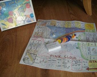 Handmade AA Board Game