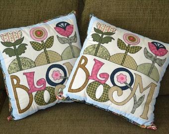 Bloom Pillows