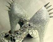 Custom Original Cinderella Gone Bad Shoes