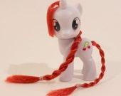 Cherry Dumpling- Custom Pony -Reserved for Katie Huseby