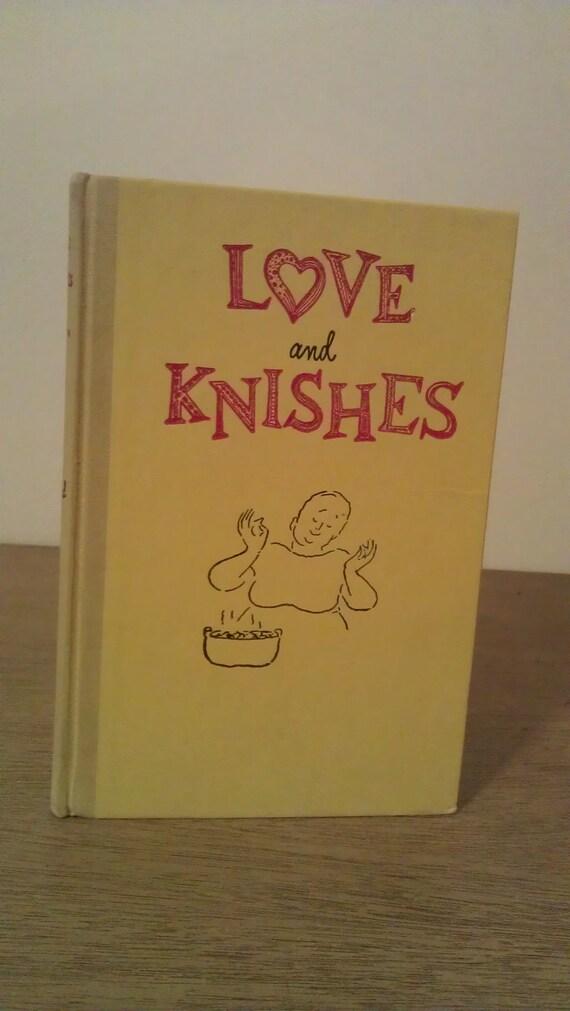 vintage Jewish cook book