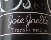 Transformation Black & White Spell  Candle  for self awareness, healing past issues, remove blockages