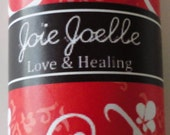 Love and Healing Red & White Spell Candle