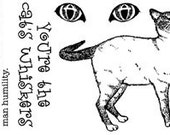 Set - The Cat's Whiskers UM Rubber Stamps