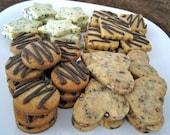 Box of Cookies: 1 lb Delectable Shortbread
