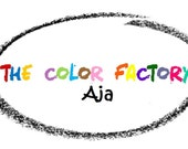 privet listing for Aja Color Factory DUMP TRUCK and tools Colors- 1 set of 4 each