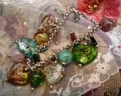 20% off SALE Murano bead bracelet