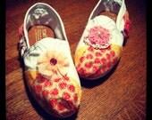 Custom Fabric TOMS
