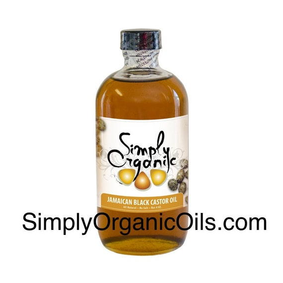Jamaican Black Castor Oil 8 oz.