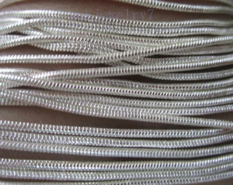 20PCS  48CM Silver Plated Metal Snake Necklace Chain 1.5MM