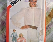 Vintage Dress Sewing Pattern No. 5534 by Simplicity