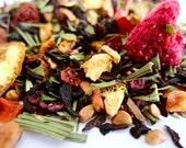 Tea - Fruity Sangria - No.36 : 2oz - Organic Caffeine Free - Fruit Tisane
