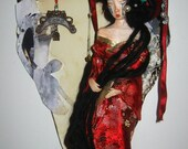 RESERVED for cristinagarciablanco (Empress Sempiternal Dalliance: Japanese Doll)