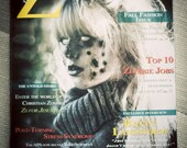 Z Magazine (The First Magazine Written By Zombies, For Zombies) 1st Edition