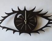 Design eye wall clock