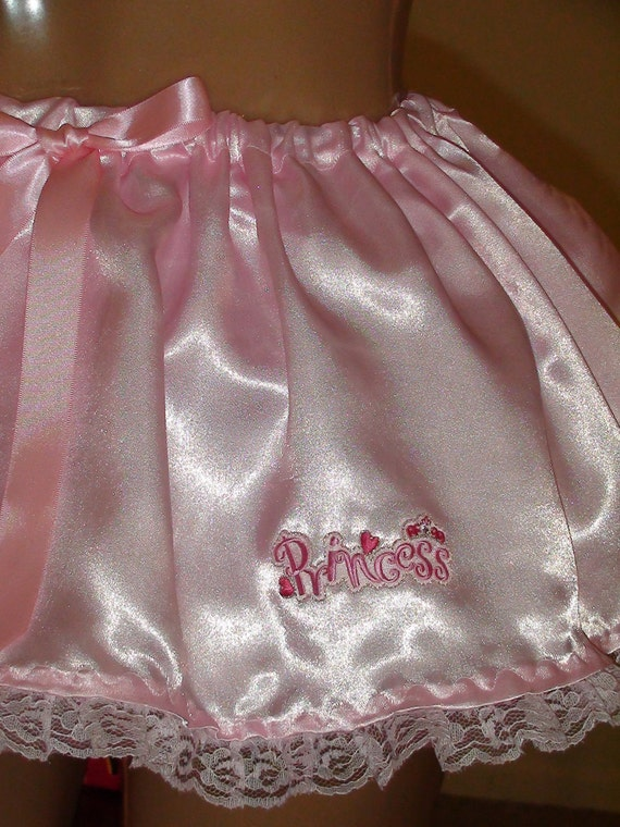 Items Similar To Adult Baby Sissy Princess Skirt Pink