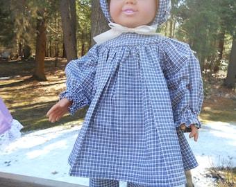 Prairie dress Laura Engel style