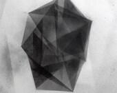 """Geometric fine art Print, 11""""X14"""""""