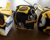 NFL football teams soft baby blocks