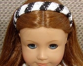 Woven Ribbon Headbands - Matching sets for girls and their dolls