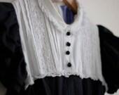 Lolita Dress - Peter-Pan Collar, Ruffles and Lace