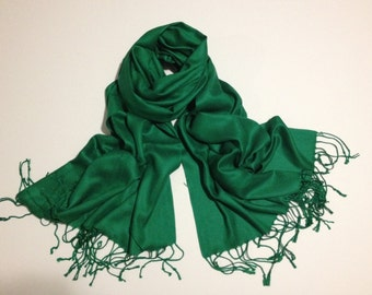 green pashmina scarf, green pashmina shawl, fashion scarf, pashmina scarf, pashmina shawl, scarf, shawl