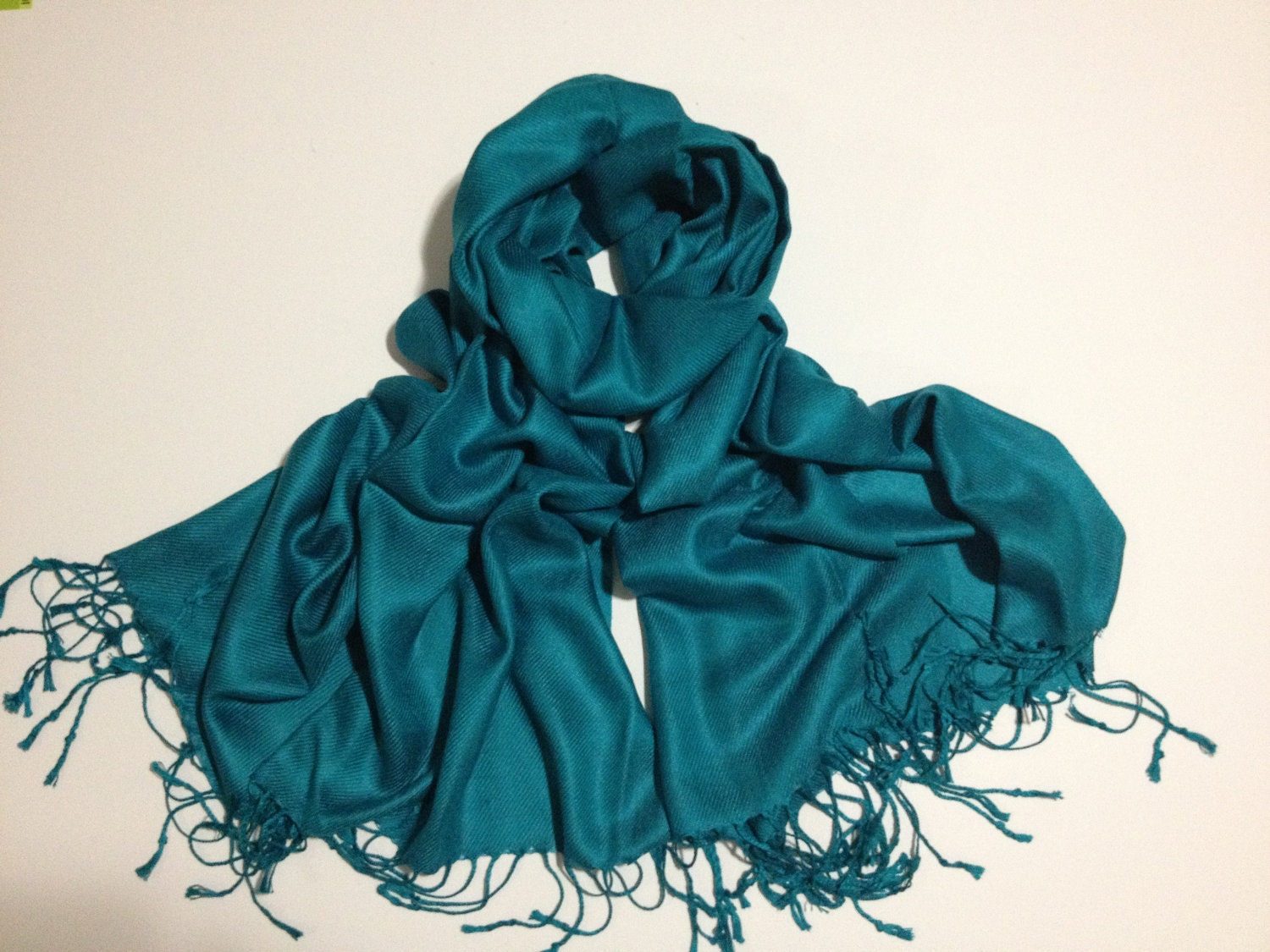 teal pashmina scarf teal pashmina shawl teal fashion scarf