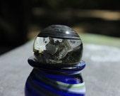 """Black Hemisphere Stone 1"""""""