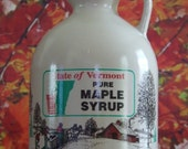 One Quart of Pure VT Maple Syrup