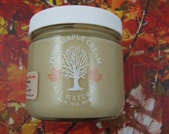 Maple Cream - 1 lb. of Heaven Squared