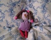 Custom Made Keepsake Baby Bunny Buddy
