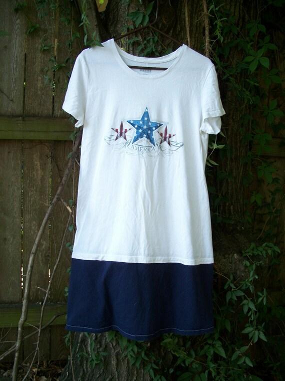 Recycle-Upcycle-Eco Friendly-Jersey-Tunic-Oversized-Boho-Dress