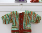 Custom Toddler & Young Child Sweater