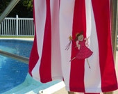 Pinkalicious Beach Towel (Personalized)