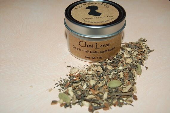 Organic Chai Tea Chai Loose Tea