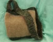 Wool Felt Hip Bag