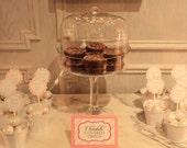 Milk Chocolate Pink Hearts Chocolate Covered Oreos