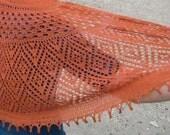 Spice Trade Shawl - PDF Knitting Pattern
