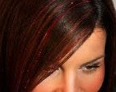 Hair Tinsel Extensions - Glitter Hair Bling