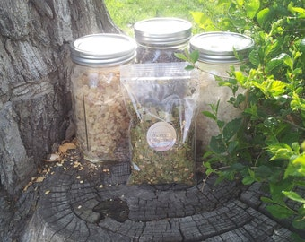 2 oz. Organic Hawthorn Leaf and Flower