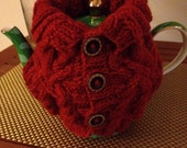 Aran Sweater Tea Cozy