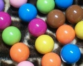 Colorful Acrylic Beads, 20mm