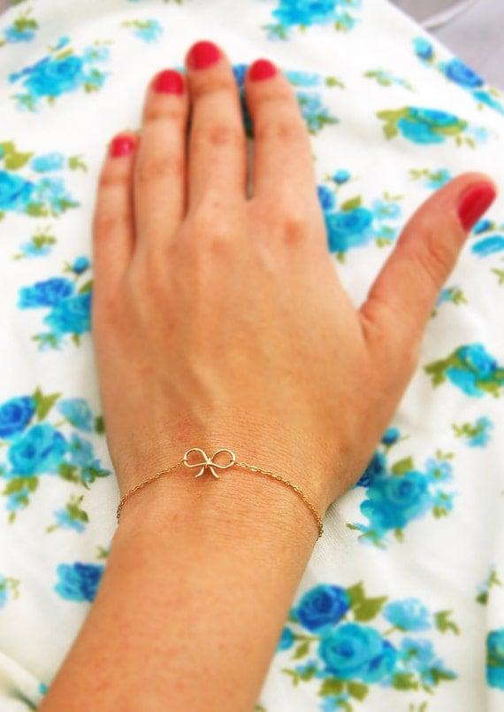 armband gold dünn