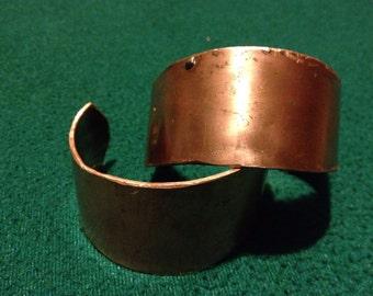 Copper Cuff - Rustic Yet Elegant