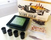 Score Four Vintage Game