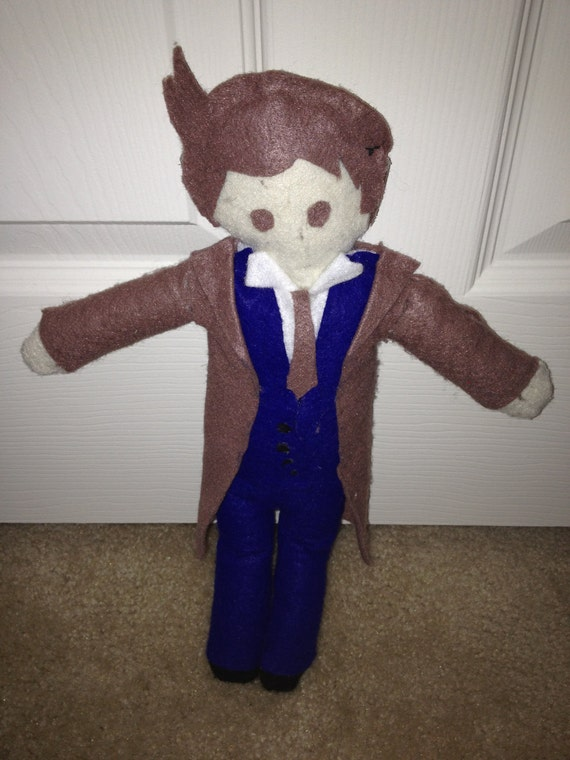 Tenth Doctor David Tennant Plush Doll
