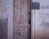 White Door (2 of 5)