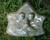Ceramic Whimsical Garden Leaf