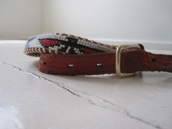 Native American Inspired Belt